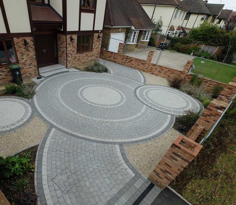 Driveways by Conway Landscapes