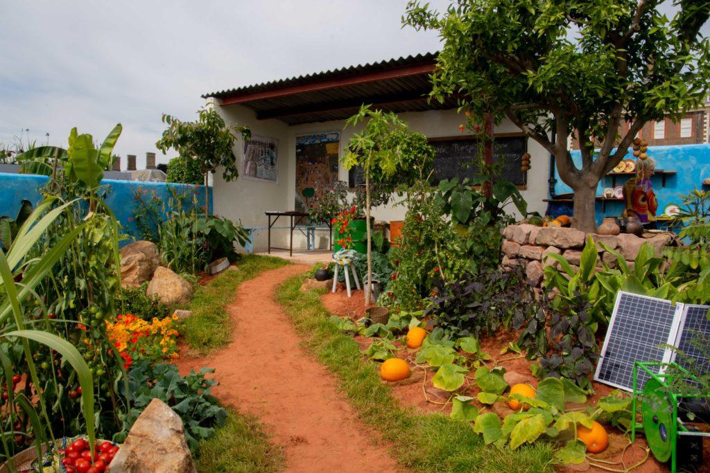 The Camfed Garden - Peoples Choice Award Winning Garden