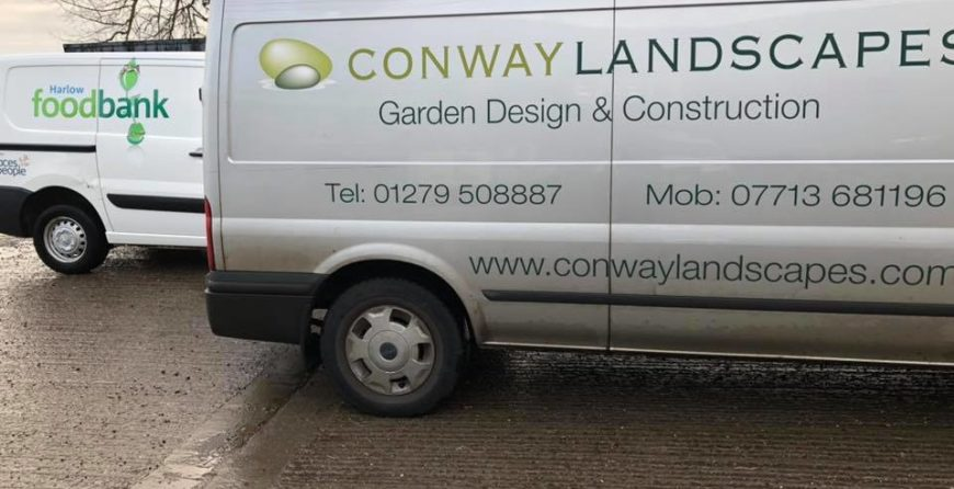 foodbank and conway landscapes