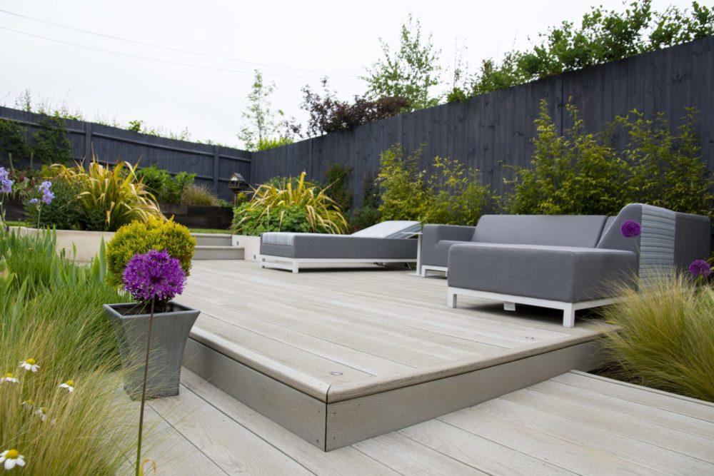 Garden Loungers - Garden Landscapers Bishops Stortford