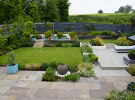 suburban Garden Project
