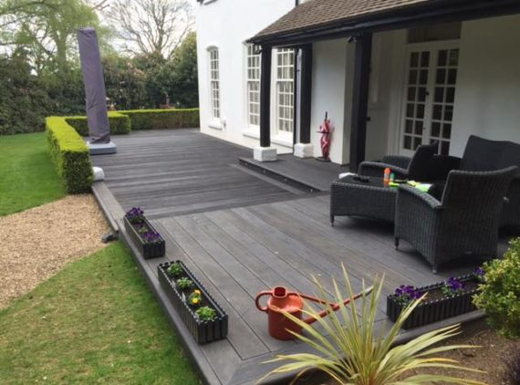decking landscaping