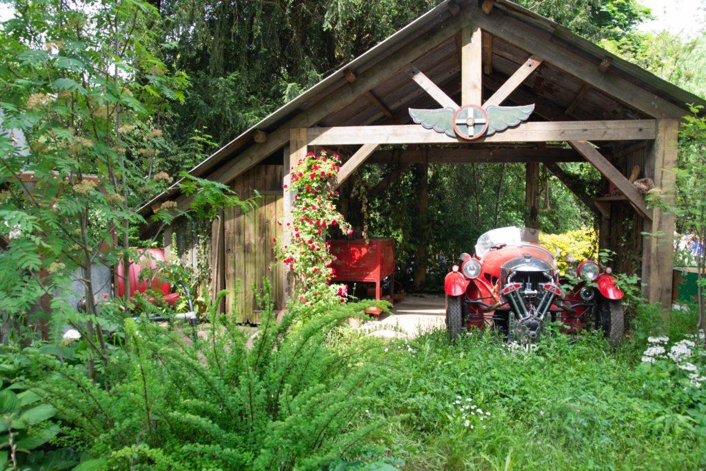 RHS Chelsea MND High Mainenance Garden