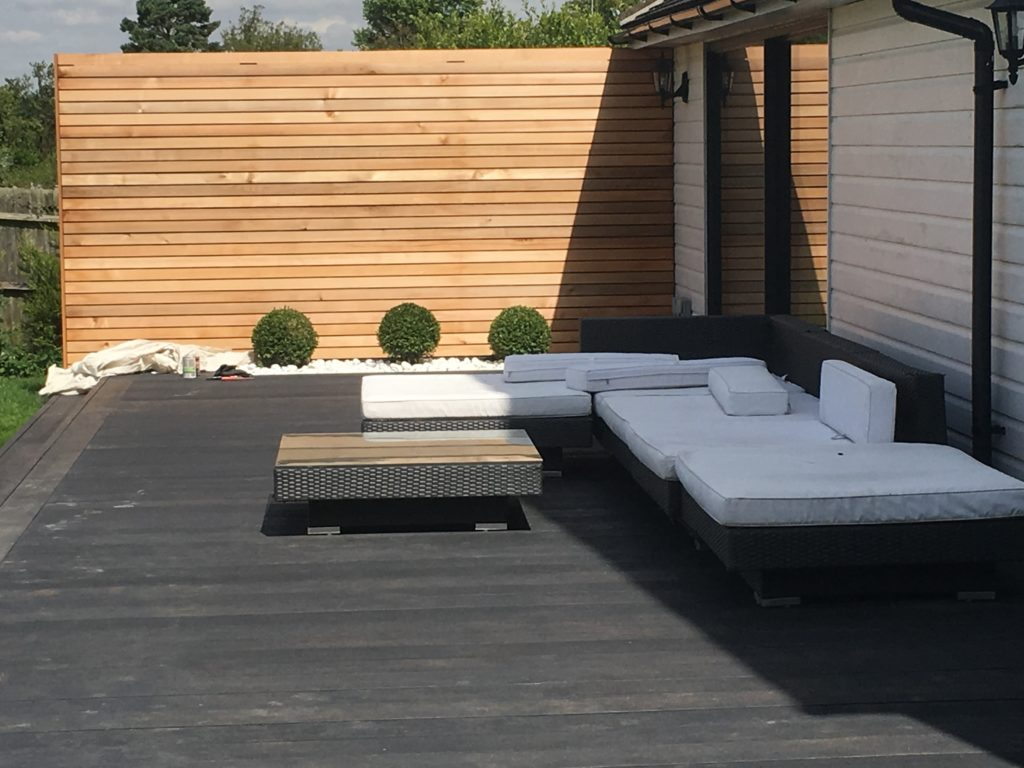 millboard decking conway landscapes