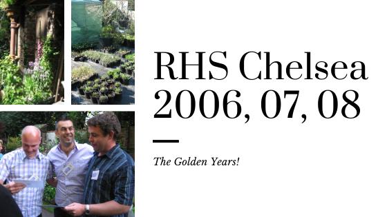 RHS Chelsea 2006 Award Winning Gardens