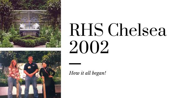 RHS Chelsea 2002 Award Winning Gardens